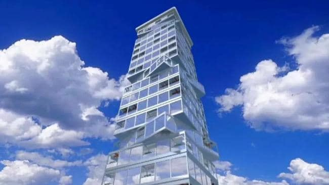 Construction on the Dynamic Hotel is expected to start in 2020. Picture: YouTube/Your Discovery Science