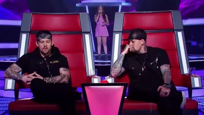 Voice Kids: Romy takes on Adele's pop ballad