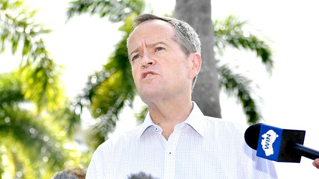 Speaking in Cairns today, Bill Shorten has announced a $500 million package to save the Great Barrier Reef.