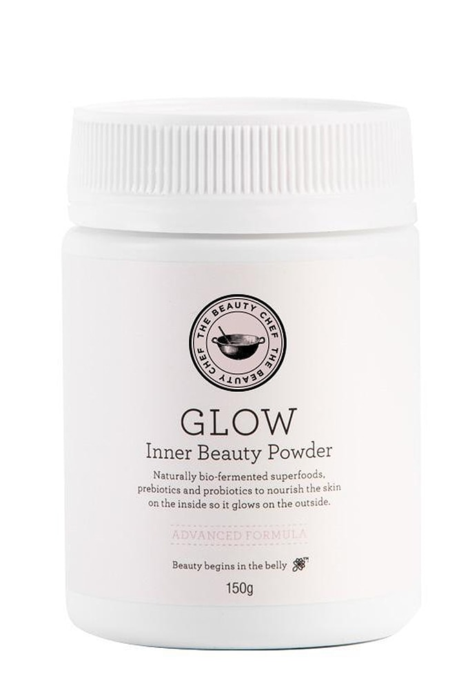 The Beauty Chef Glow Inner Beauty Powder. Image credit: The Beauty Chef.