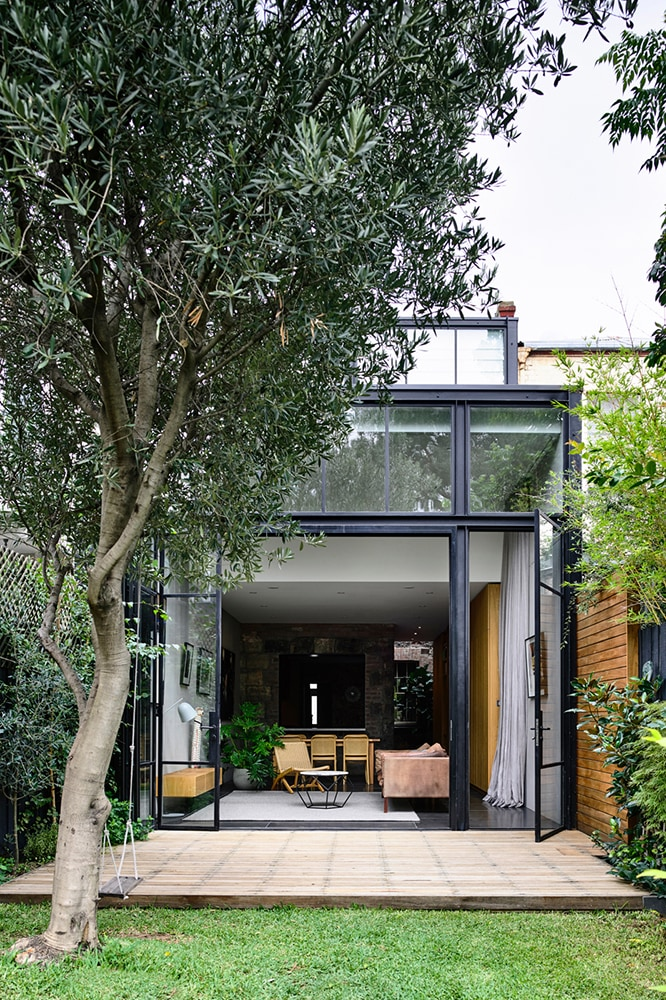 House tour: an inner-city Melbourne heritage home scores a modern makeover