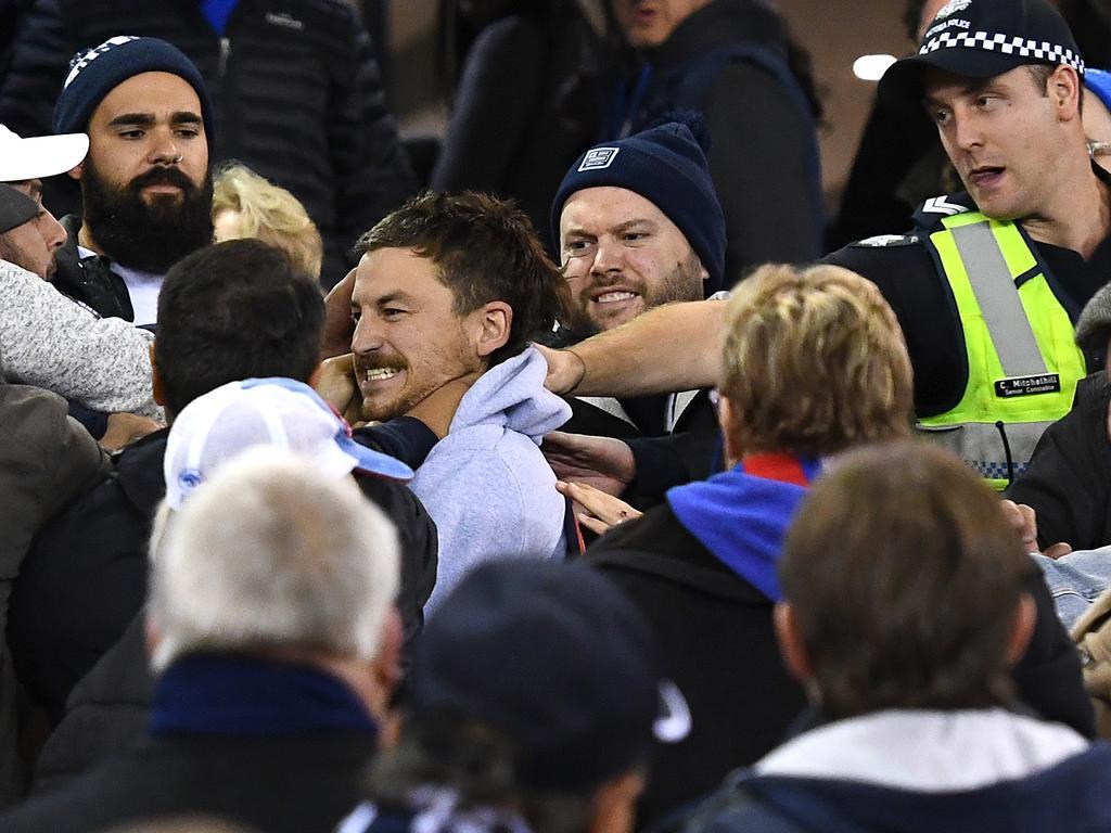 AFL Rd 13 - Carlton v Western Bulldogs