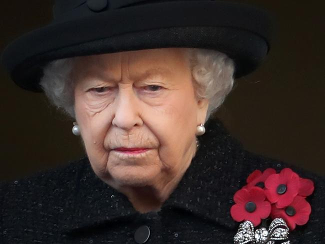 It has been a bruising few days for the Queen. Picture: Chris Jackson/Getty Images