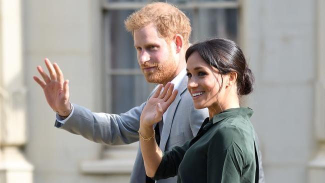 Bye, bye royals. Picture: Karwai Tang/WireImage