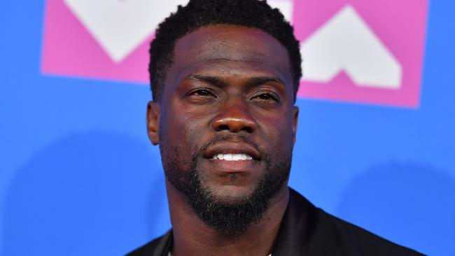 Kevin Hart has found himself under fire for past tweets. Picture: Angela Weiss/ AFP
