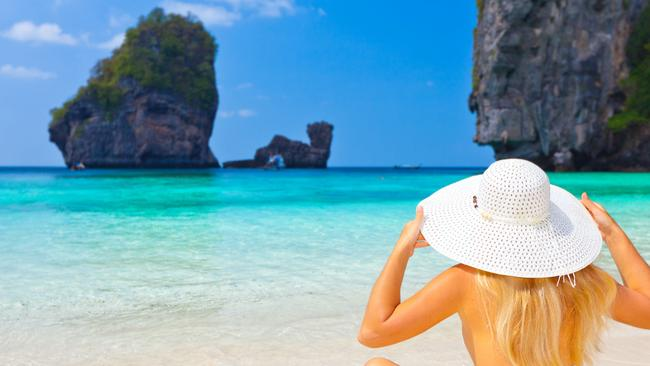 Don't be fooled ... Holiday destinations like Thailand, pictured, are now hotbeds for tuberculosis. Picture: Thinkstock