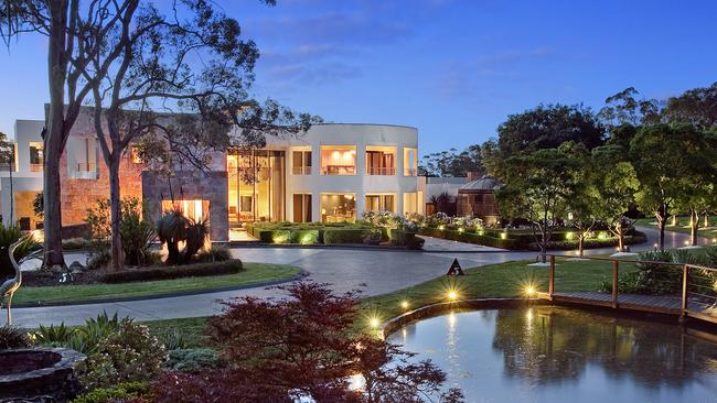 Frank Criniti sold this pad in Sydney for $9m. That a lot of pizzas.