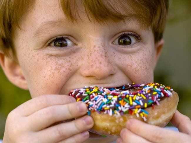 Lillian Saleh hasn't dared give her toddler a chocolate doughnut — yet. Picture: Generic image
