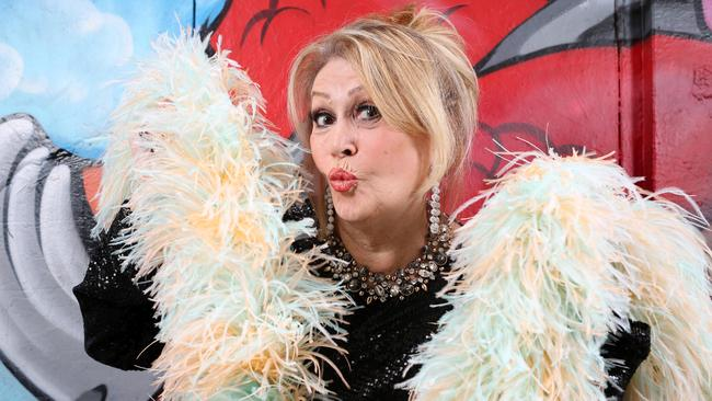 Carlotta brings her show Queen of the Cross to Adelaide Fringe. Picture: AAP/Emma Brasier