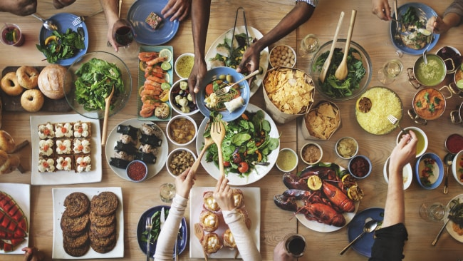 Invite your friends round for meals. Source: iStock