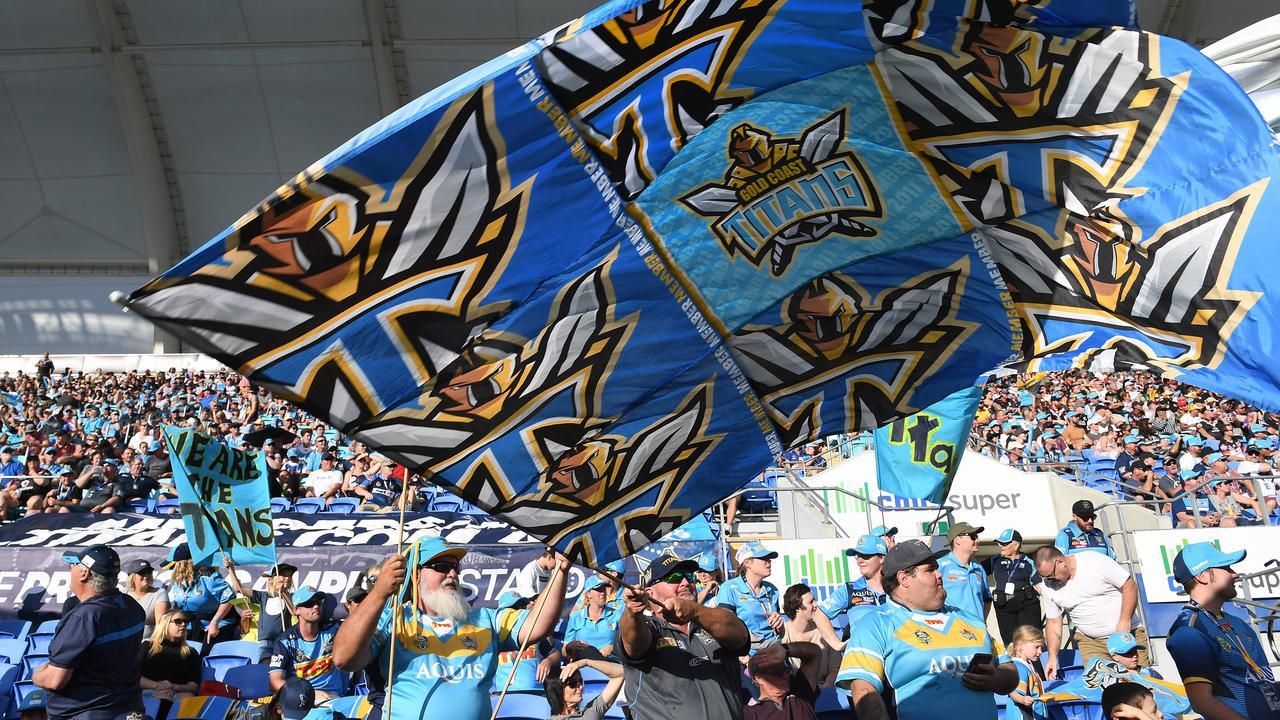 The Titans have dismissed relocation rumours.