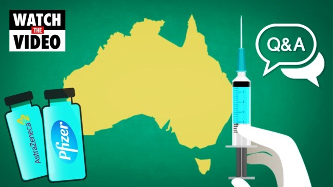 Australia COVID Vaccine: I have some questions