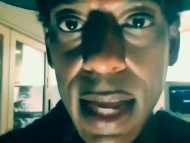 Orlando Jones claimed on Twitter that he had been fired.