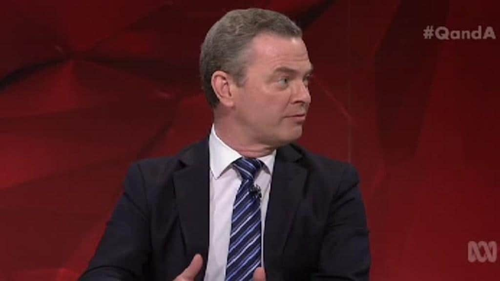 Pyne - 'The media spun Peter's comments into anti-refugee