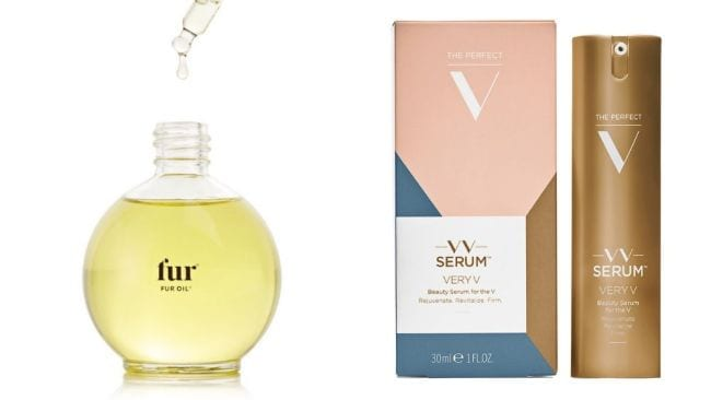 V beauty is a new product category. Source: Supplied