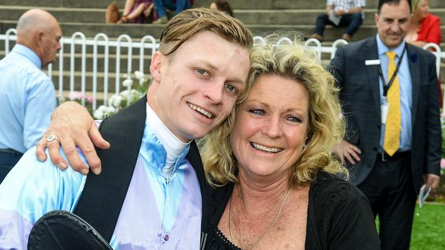 Trainer Angela Davies is expecting a big run from Magic Name at Port Macquarie. Picture: AAP