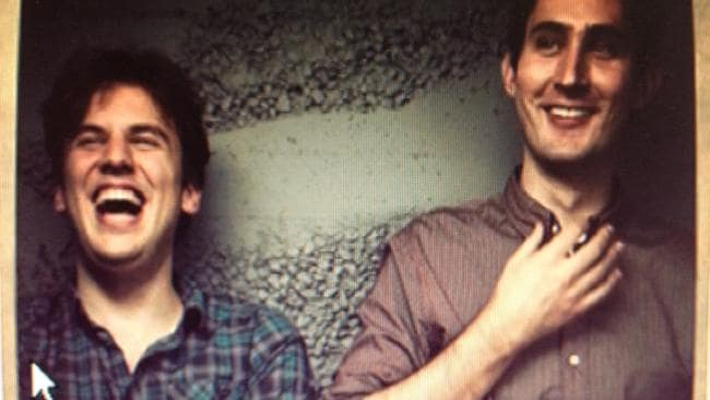 Stanford University graduates and founders of Instagram, Kevin Systrom and Mike Krieger. Picture: Instagram.