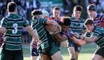 GPS Rugby: Brisbane Boys' College v The Southport School at BBC Saturday 24th August 2019. (AAP Image - Richard Waugh)