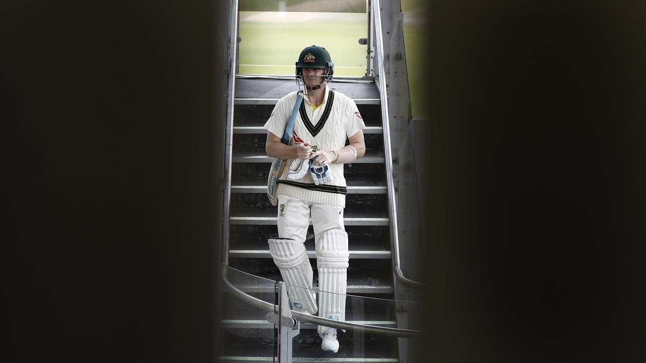 England are sick of the sight of Steve Smith.