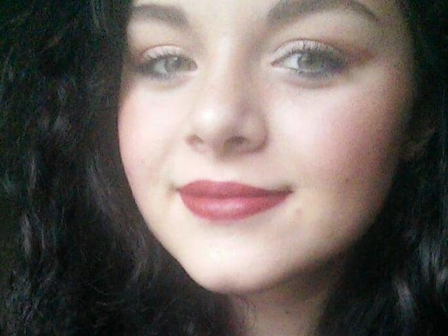 Olivia Campbell, 15, was killed in the concert bombing. Picture: Facebook
