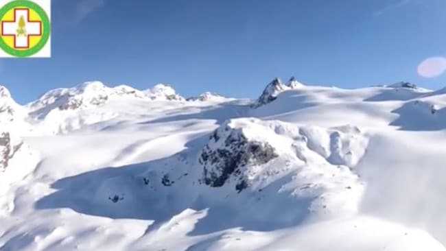The video shows a clear day in the first few seconds of the footage.