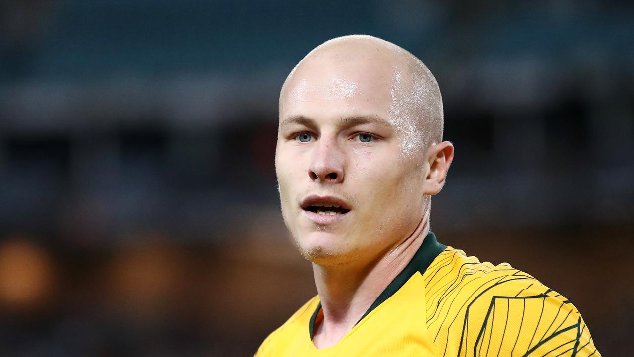 Aaron Mooy has been named in the Socceroos' Asian Cup squad