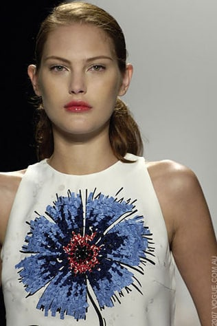 Carolina Herrera Ready-to-Wear Spring/Summer 2008