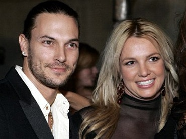 Britney Spears' marriage to Kevin Federline broke down in 2006.