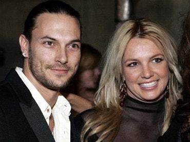 Britney Spears' marriage to Kevin Federline broke down in 2006.