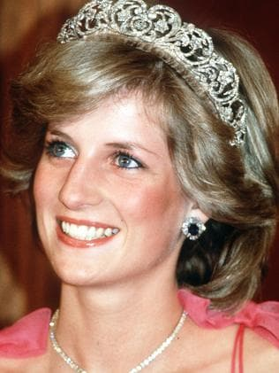 Princess Charlotte Elizabeth Diana of Cambridge was named partly after her grandmother Diana, Princess of Wales. Picture: Anwar Hussein