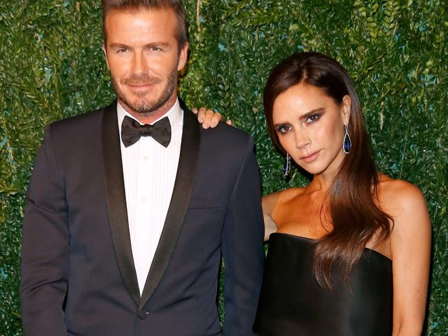 David and Victoria Beckham are fending off divorce rumours again. Picture: Tim Whitby