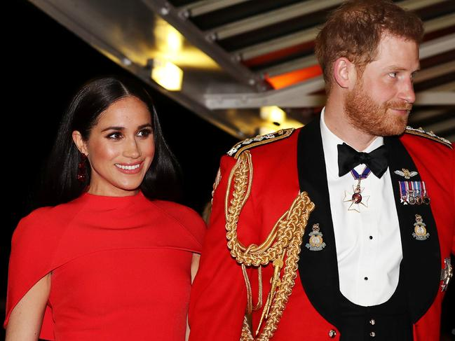 March 31 is the date of the couple's official royal divorce. Picture: Simon Dawson/WPA Pool/Getty Images