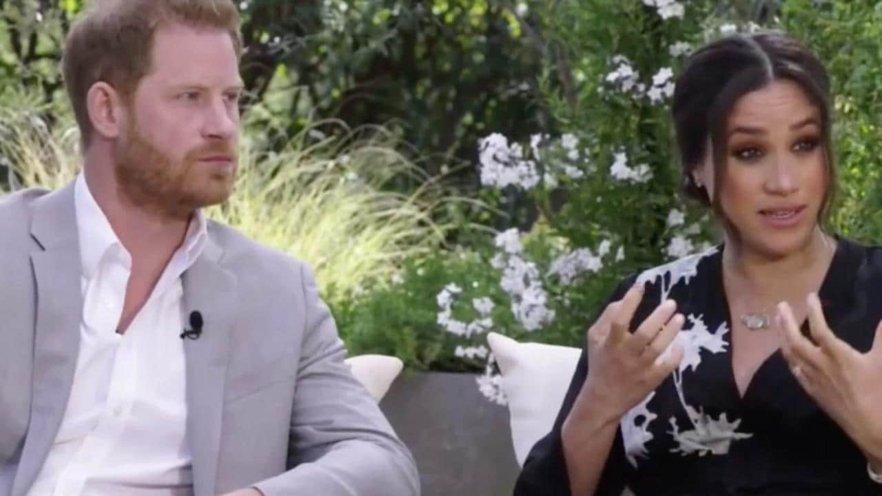 Meghan and Harry have 'regrets' about Oprah interview after Prince Philip's death – NEWS.com.au