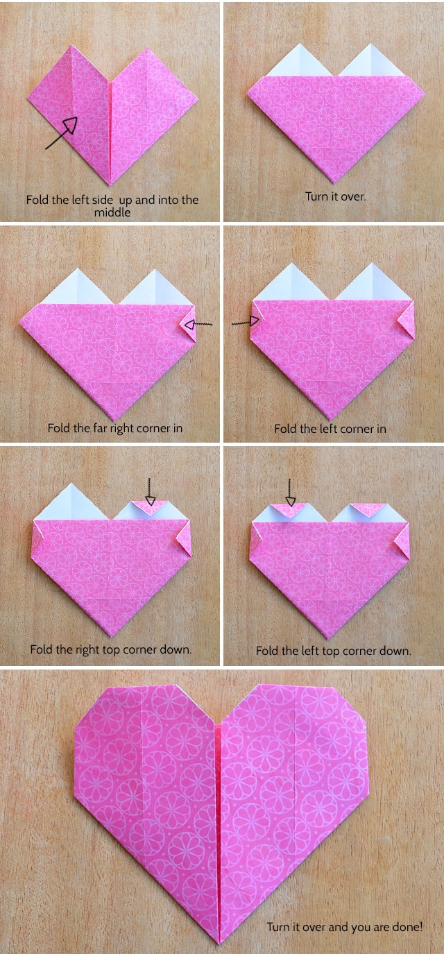 HOW TO MAKE AN EASY ORIGAMI BUTTERFLY. — Gathering Beauty | 1375x640