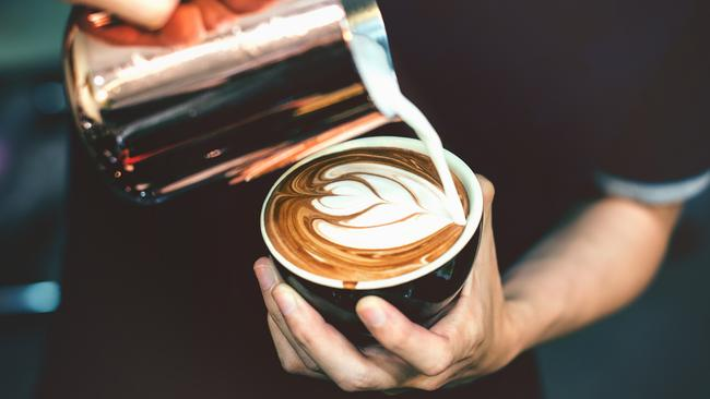 Would you hand over your data if it meant a free latte? Picture: iStock