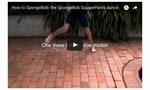 spongebob squarepants dance