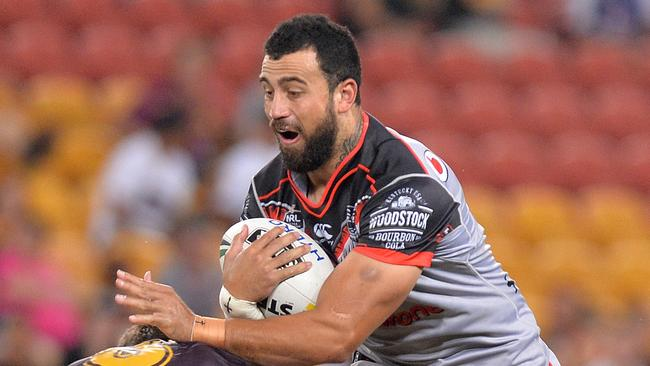 Ben Matulino is off to the Wests Tigers.