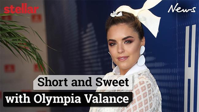 Short and Sweet with Olympia Valance