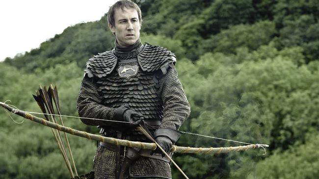 Tobias Menzies as Edmure Tully - the rightful Lord of Riverrun in Game of Thrones. Source: Supplied.
