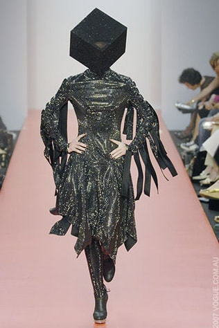 Gareth Pugh Ready-to-Wear Spring/Summer 2008