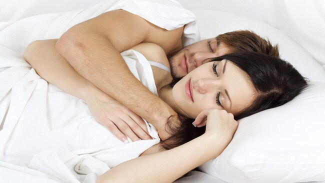 Spooning. Picture: Thinkstock
