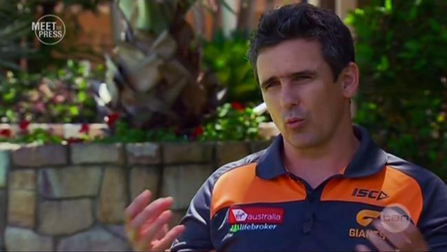 Leon Cameron reveals his plans to lift GWS off the bottom of the AFL ladder.