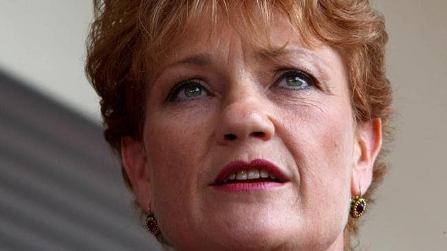 Pauline Hanson is back in charge of One Nation.