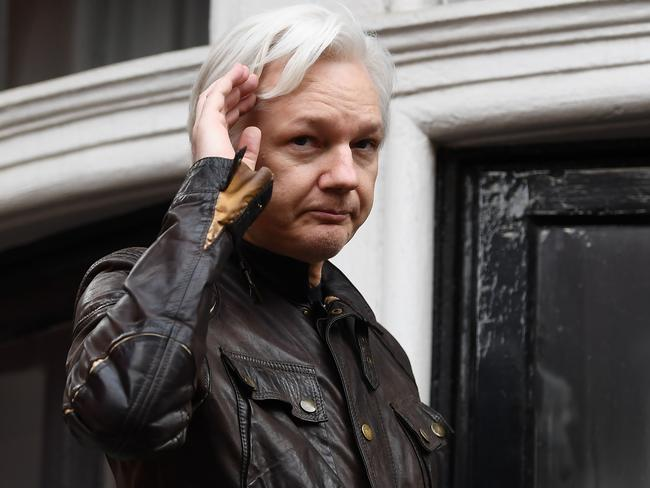 Assange has displayed all the symptoms of psychological torture, the UN has said. Picture: Justin TALLIS / AFP.