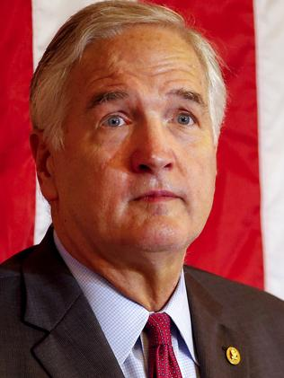 Senator Luther Strange lost in Alabama despite having Donald Trump's endorsement. Picture: AP