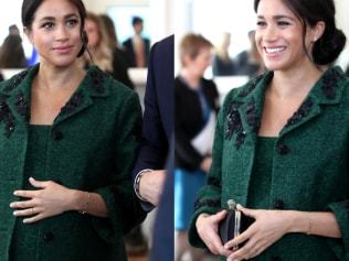 No rest for the royals! Image: Chris Jackson - WPA Pool/Getty