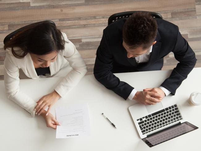 <b></b>I have an inappropriate crush on my boss, even though I am in a happy relationship. Help! Picture: iStock