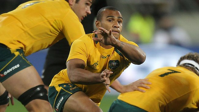 Genia only Aussie in ANZAC XV: Marshall