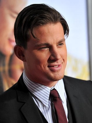 Channing Tatum stor Dick