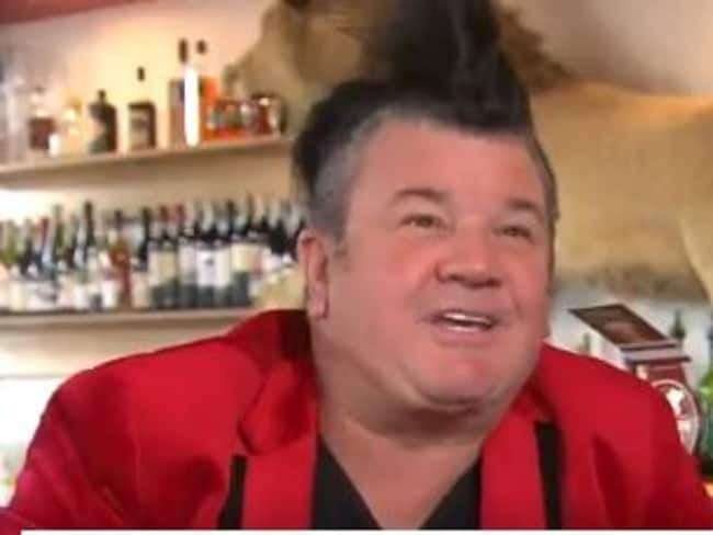 Darryn Lyons has his eye on Australia's top job, being PM. Picture: Supplied/Nine